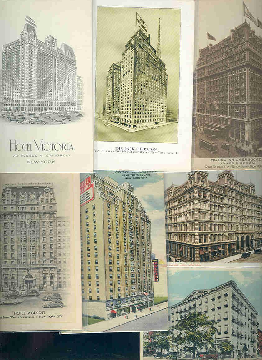 wolcott hotel new york